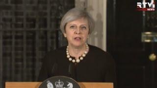 Тереза Мэй  место для атаки в Лондоне было выбрано не случайно