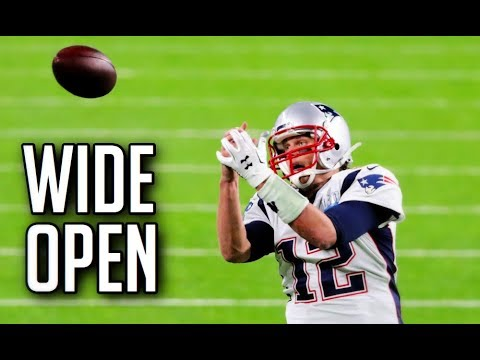 NFL Biggest Wide Open Pass Drops || HD (PT. 2)