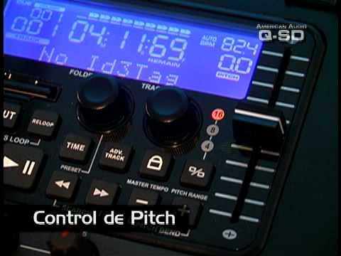 American Audio Q-SD (En Espanol)