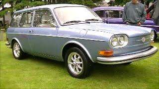 1972 Volkswagen Type 4