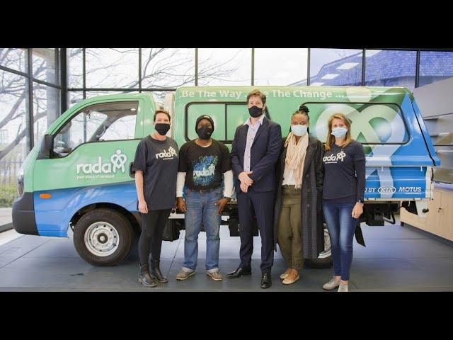 RADA proudly supported by KIA Motors SA