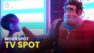 Ralph Breaks the Internet: Wreck It Ralph 2 (2018) - TV Spot - Happy Birthday Internet