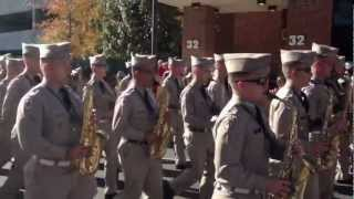 Fightin' Texas Aggie Band at Bryant-Denny