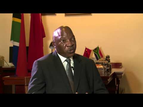 Career in Public Sector...Bheki Langa, Ambassador of the Republic of South Africa in China