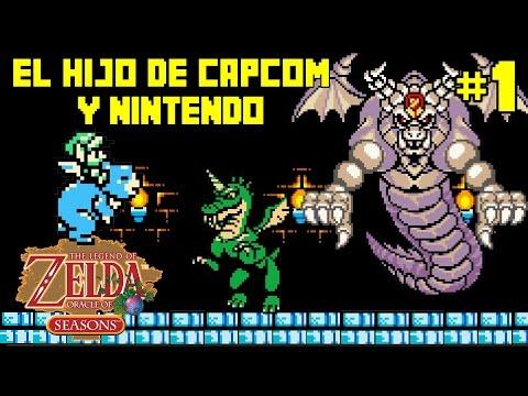 Zelda Oracle of Seasons: El Hijo de Capcom y Nintendo [Parte 01] - Pepe el Mago