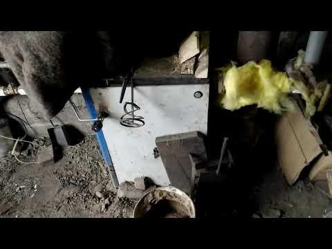 Котел Прометей, Buderus бункер, обвязка, уголь, плюсы и минусы