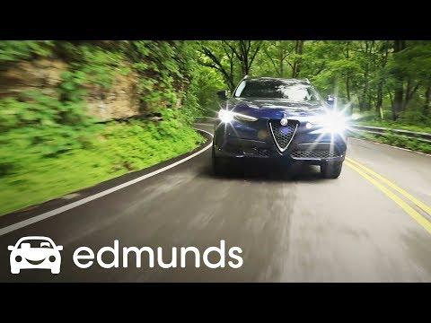 2018 Alfa Romeo Stelvio Review | Edmunds Test Drive