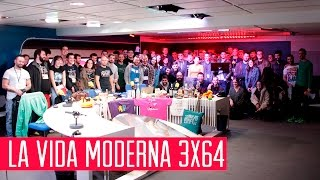 La Vida Moderna 3x64...es no querer saber el sexo de tu hijo porque es spoiler