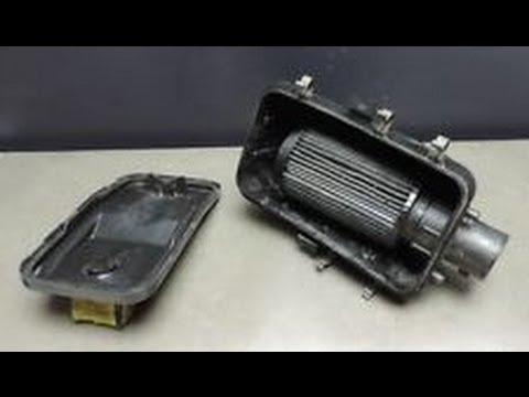 Polaris sportsman 500 air box air intake modification youtube