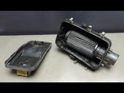 Polaris Sportsman 500 Air Box / Air Intake Modification - YouTube