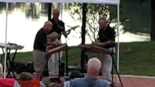 String Fever peformance of Clarinet Polka at 2010 Lake Hills Sunset Concert