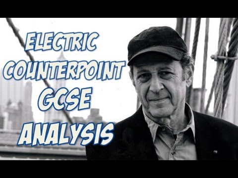 Electric Counterpoint Revision Powerpoint | Chord (Music ...