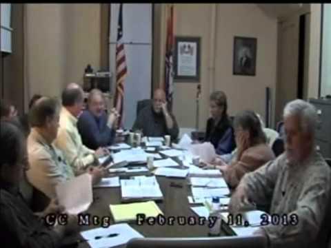 Abundant Taxi Franchise Council Meeting