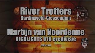 Martijn van Noordenne Highlights River Trotters U18