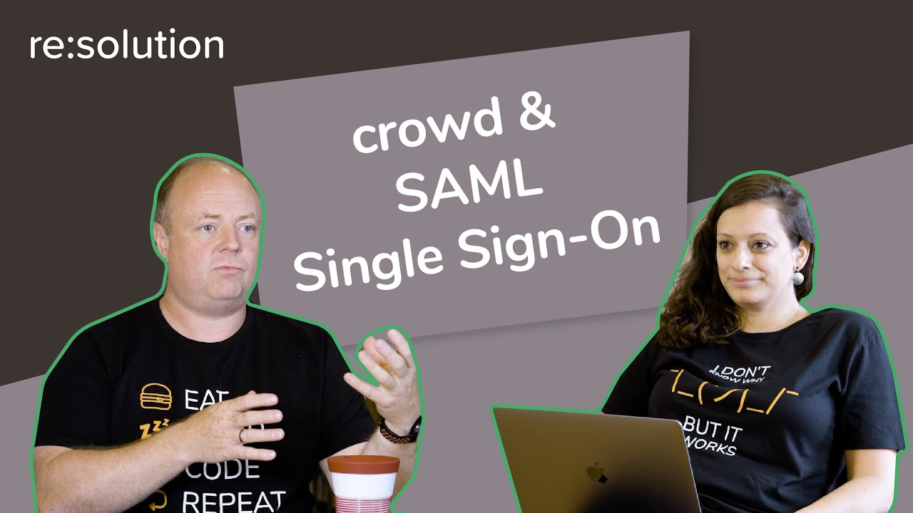 Is Atlassian crowd enough to be used as SAML Single Sign-On?