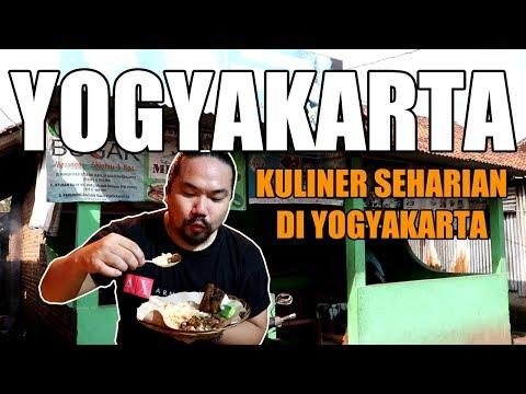 3 MAKANAN WAJIB COBA DI YOGYAKARTA!!!