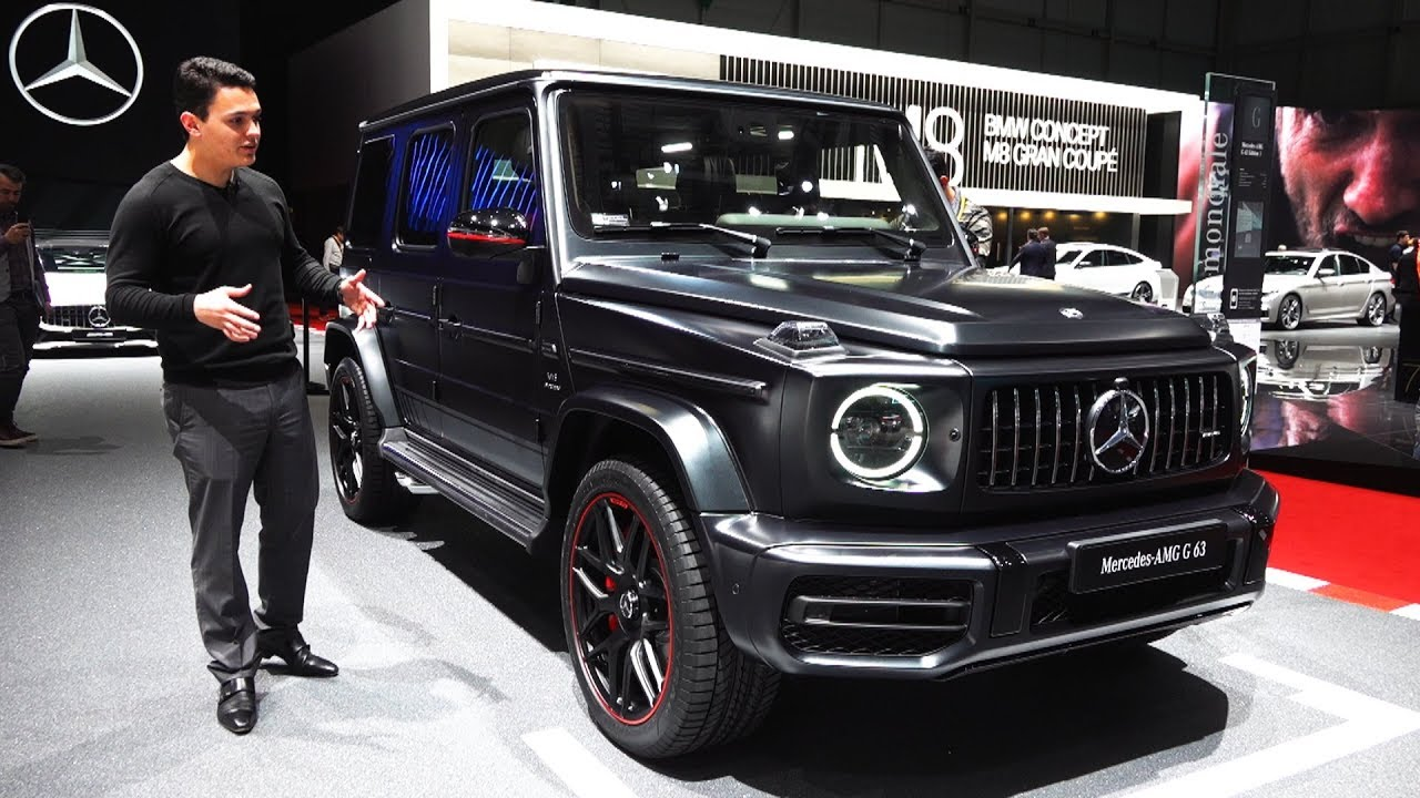 2019 mercedes amg g63 - new full review g wagon gel u00e4ndewagen