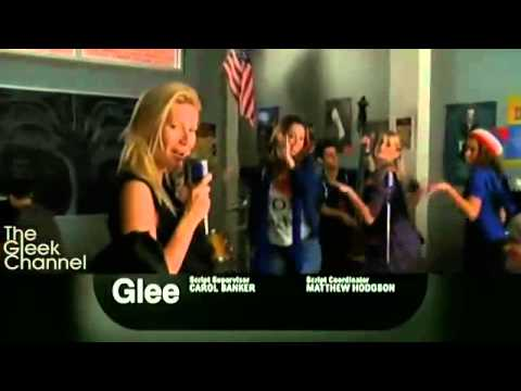 """Glee - 2.07 """"The Substitute"""" HD Promo"""