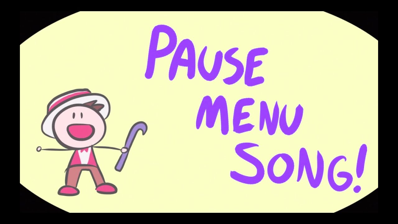 Pause Menu Song Tadpole Treble