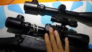 Arti kode pada telescope senapan videourl.de