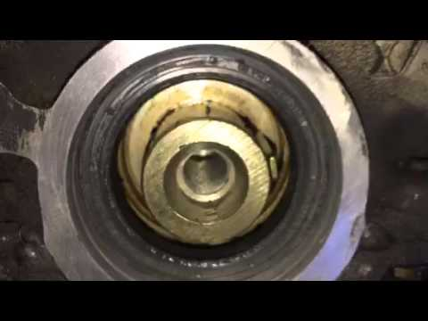 2005 Ford Explorer Crankshaft Position Sensor Location - YouTube