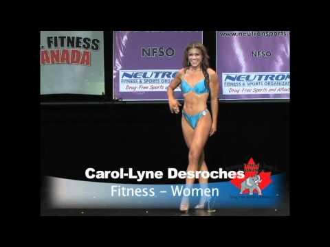 Athlete in the Spotlight: Carol Lyne Desroches