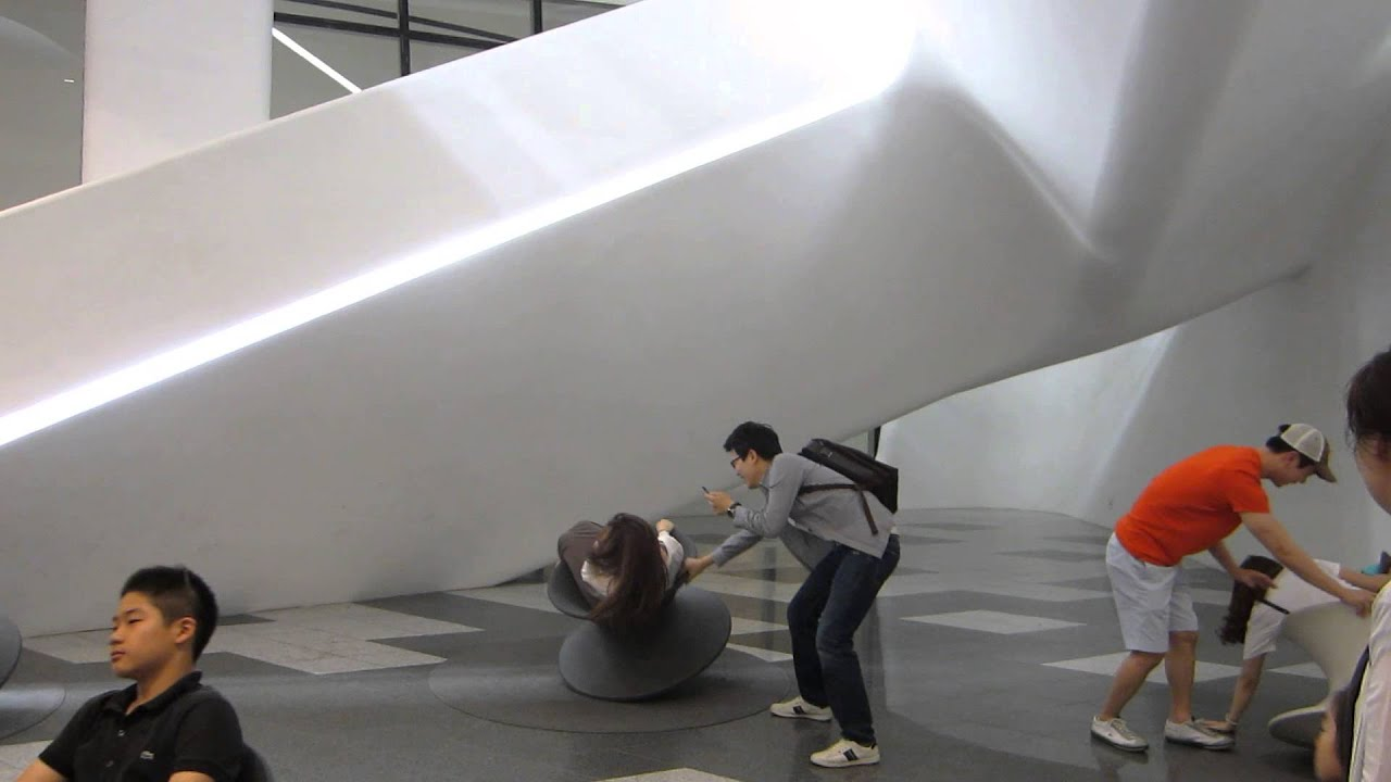 "동대문 디자인 ""Œë¼ìž DDP Spun Side Chair"