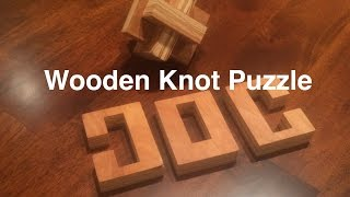 Making A Wooden Knot