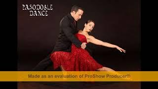 nhạc khiêu vũ PASODOBLE