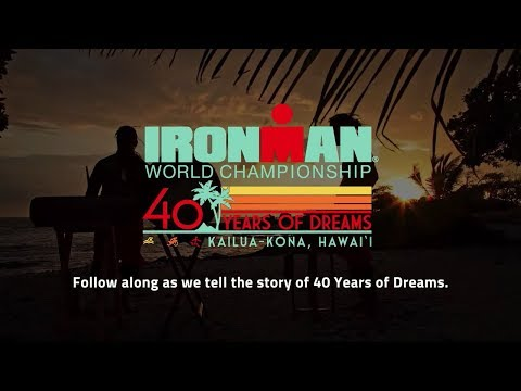 IRONMAN 40 Years of Dreams