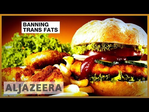 ⚕️ WHO declares war on trans fats | Al Jazeera English
