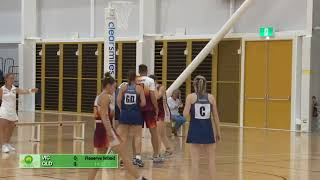 Day 3: QLD v VIC (Reserve Mixed)