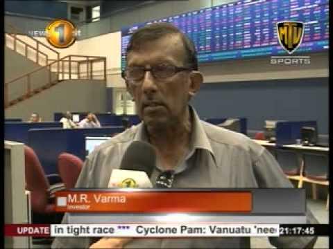 Colombo Stock Exchange indices plunge