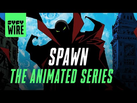 Spawn: The Animated Series - Everything You Didn't Know | SYFY WIRE