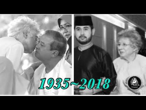 Takziah untuk kerabat Diraja Johor atas kemangkatan  Bonda Sultan Johor, Sultan Ibrahim