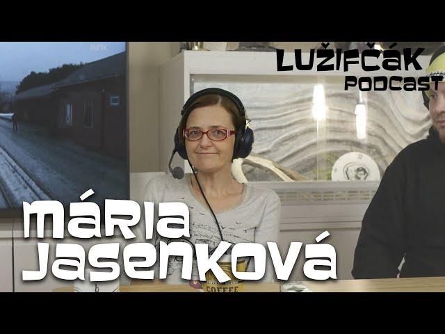 Lužifčák #34 Mária Jasenková