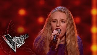 Drew Performs 'This Is Gospel': Blinds 1 | The Voice Kids UK 2018