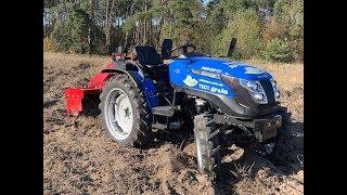 обзор самого надежного мини-трактора SOLIS 26 на 24 л.с. Крутой индийский трактор от Мини-Агро