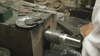 清課堂 錫製品の作り方