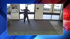 Armed man dressed in black robs TD Bank branch in Miami