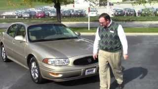 Used 2005 Buick LeSabre Limited for sale at Honda Cars of Bellevue...an Omaha Honda Dealer!