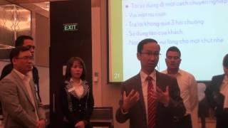 Francis Hùng  - Sức Mạnh Của Lời Khen Trong Dịch Vụ Khách Hàng