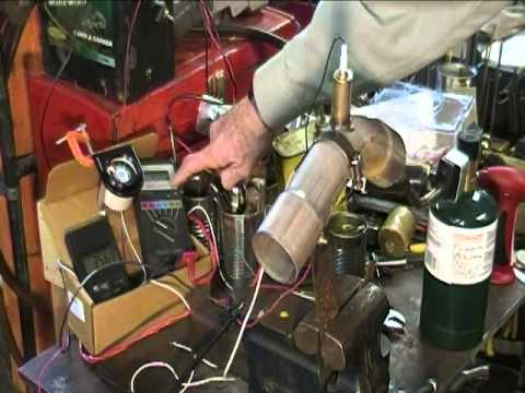 Oxygen Sensor Narrow Band Test2, With Air/Fuel Ratio Meter