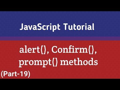 Javascript Tutorial In Hindi | Window Object In Javascript (Part-19) thumbnail