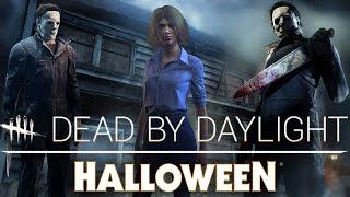 Dead by Daylight Обзор нового маньяка из DLC Halloween ●DbD с новым маньяком, способностью и перками