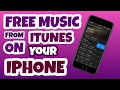 How To Get Free iTunes Music On Your iOS 7-9.2 Device iPhone, iPad Or iPod Touch (No Computer)