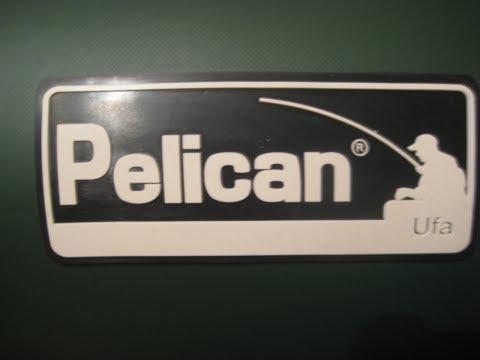"""Обзор надувной лодки"""" Пеликан 280 М"""""""
