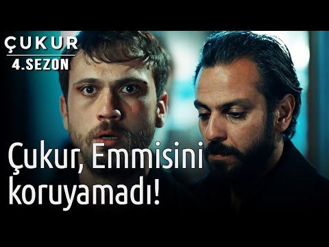 Çukur 4.Sezon 35.Bölüm - Çukur Emmisini Koruyamadı!