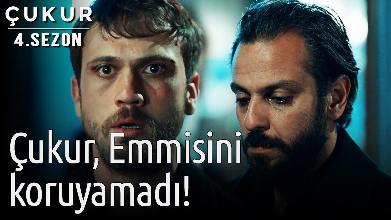 Çukur 4.Sezon 35.Bölüm – Çukur Emmisini Koruyamadı!