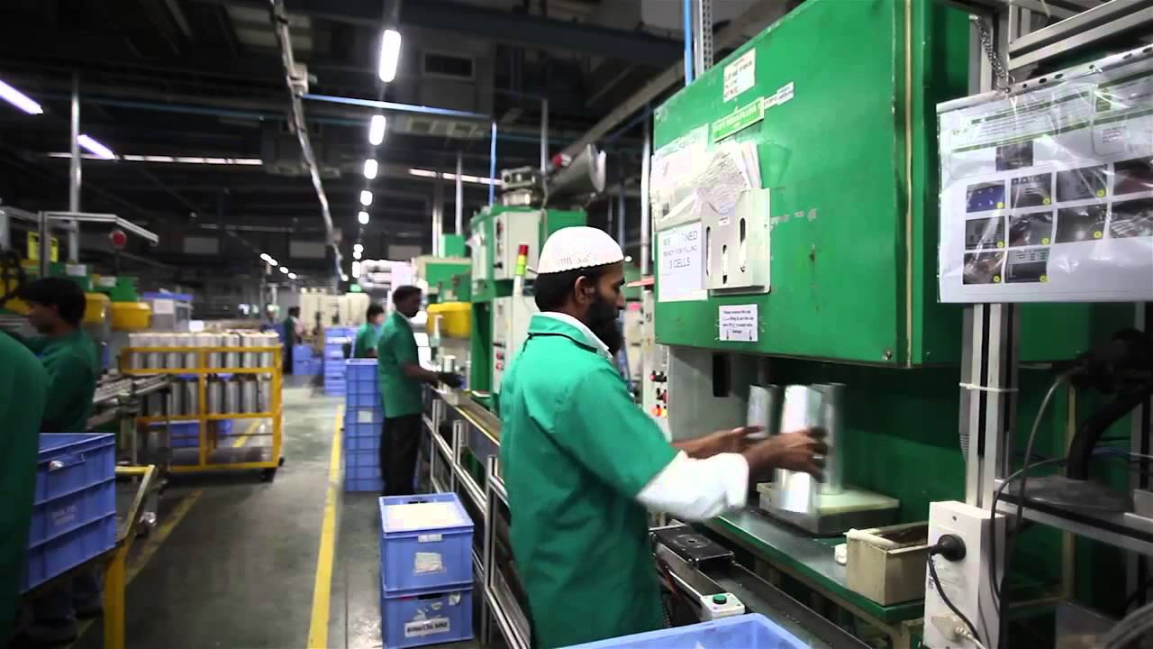 Capacitor manufacturing redefined youtube - Schneider electric india offices ...